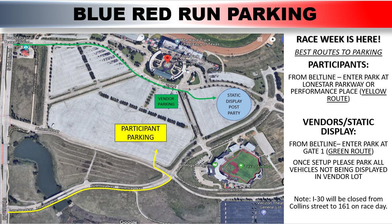 Blue Red Run 5k 10k And Half Marathon