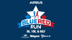 Blue Red Run 5k, 10k and Half Marathon