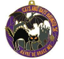 2016 Cats and Bats Haunted 5k - Havre de Grace, MD