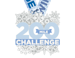Winter Wonder Miles - The 200 Mile Virtual Run Challenge