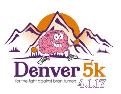Hope Happens Here Denver Brain Tumor 5k