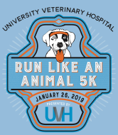 Run Like An Animal 5k & 1 mile dog run
