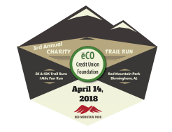3rd Annual eCO CU Foundation Charity Trail Run