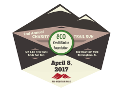 2nd Annual eCO CU Foundation Charity Trail Run