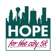 Hope for the City 5K!