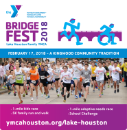 Lake Houston Family YMCA Bridge Fest