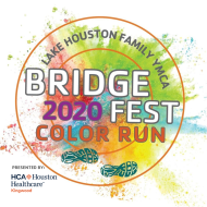 YMCA Bridge Fest Color Run Presented by HCA Houston Healthcare - Kingwood