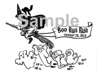 The Boo Run Run