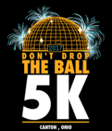"""The """"Don't Drop the Ball"""" NYE 5K"""