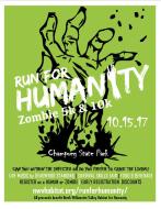 Run for Humanity Zombie Fun Run