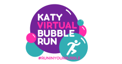 4th Annual Katy Charity Bubble Run 5K/10K and Kid's Dash VIRTUAL CHALLENGE