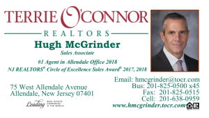 Hugh McGrinder - Terrie O'Connor Realtors