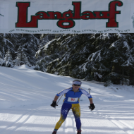 Langlauf 10K Cross Country Ski Race