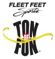 ROC - Fleet Feet Sports Spring 2017 Ton Of Fun Weight Loss Challenge