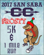 San Saba Cross Country Frosty 5K & 1 Mile Fun Run