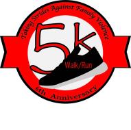Taking Strides Against Domestic Violence 5k Walk/Run
