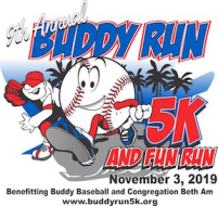 9th Annual Buddy Run 5k