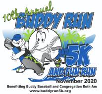 10th Annual Buddy Run 5K - virtual!