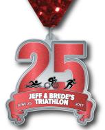 25th Annual Jeff & Brede's Triathlon