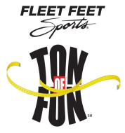 BUF Fleet Feet Sports Spring 2017 Ton of Fun Weight Loss Challenge