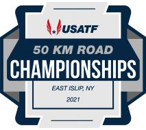 Caumsett At HECKSCHER  State Park USATF National 50K Road Championship and GLIRC 25K Run