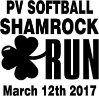 Pascack Valley Softball Shamrock 5K