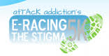 atTAcK Addiction 5K - E-Racing the Stigma