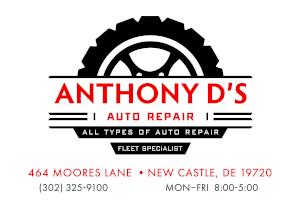 Anthony D's Auto Repair