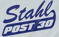 Stahl Post 30