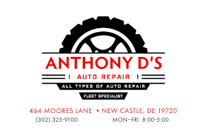 anthony d's tires
