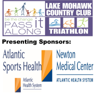 Pass It Along Sprint & Olympic Triathlons