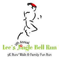 Lee's 11th Annual Jingle Bell Run