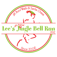 Lee's 12th Annual Jingle Bell Run
