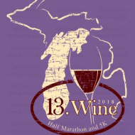Michigan 13.Wine Half Marathon & 5K