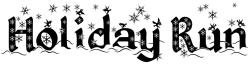 Christmas Jog