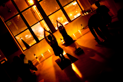 Silent Night Candlelight Yoga