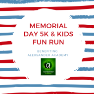 Memorial Day Run/Walk 5k & Fun Run
