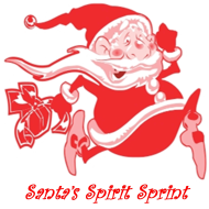 8th Annual Santa's Spirit Sprint