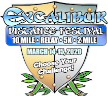 Excalibur Distance Festival - Event Canceled due to Coronavirus (COVID-19)
