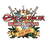 Excalibur Run 10 Miler & Relay and Dragon Slayer 2 Miler
