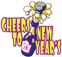 Cheers to New Years 5K