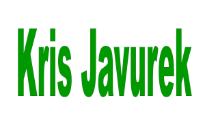 Kris Javurek