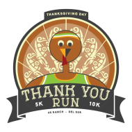 Thank You Run 5K