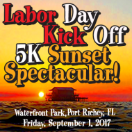 Labor Day Kick-Off 5K Sunset Spectacular and Traveling Trolley After Party