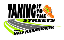 Taking It To the Streets Half Marathon/5K - Sponsored by CMPD