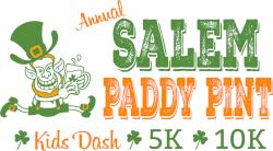 Salem Paddy Pint (Virtual Race)