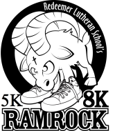 RamRock 8k and 5k Run/Walk Race