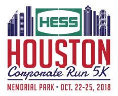 HESS HOUSTON CORPORATE RUN 5K