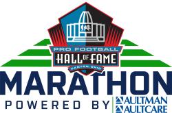 2021 Pro Football Hall of Fame Marathon Sponsorship