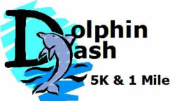 Dolphin Dash 5K and 1 mile fun run
